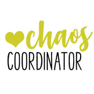 Free Chaos Coordinator SVG Cut File