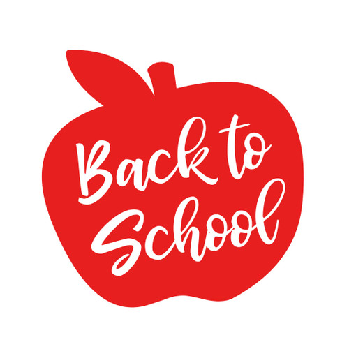 Free Back to School SVG Cut File