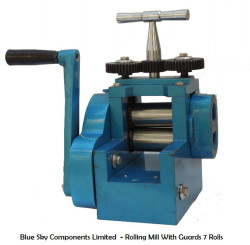 Jewellers Mini Rolling Mill