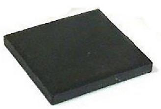 Gold Testing Stone 50x50x12mm