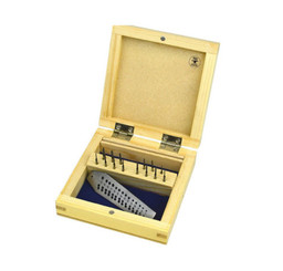 Boxed Jewellers Tap And Die Set 14