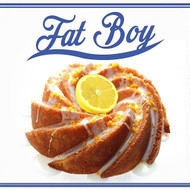 When life gives you lemons, vape Lemon Pound Cake! FaTBoY is an authentic, spot-on lemon creme pound cake flavor, not too heavy, light and fluffy, High VG and smooth like butter!  Vaped fresh daily...This is a must-try premium e-liquid and our creator's all-time favorite.  All in @ 80:20 VG/PG