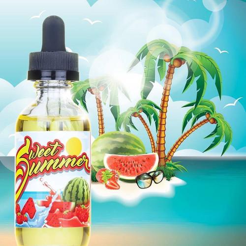 Refreshing Strawberry Watermelon Hard Candy Vape