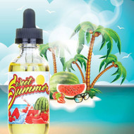 Refreshing Strawberry Watermelon Hard Candy Vape