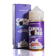 CinnaBomb BLUEBERRY - 100ml