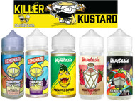 Vapetasia 100ml Flavors - Vapetasia Eliquid