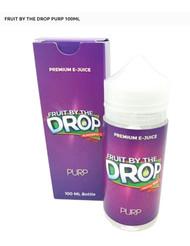 Fruit By The Drop PURP - 100ml E-juice