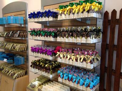 DeBrito Chocolate Factory Gilroy Store