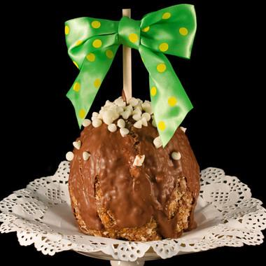 Twix Fix Caramel Apple from DeBrito Chocolate Factory