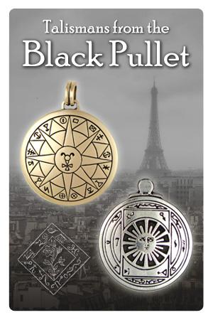 black pullet talismans