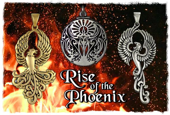 Phoenix Bird Jewelry