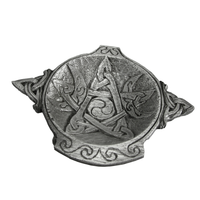 Pewter Moon Phase Offering Bowl