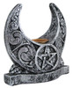 Moon Pentacle Candle Holder