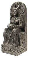Seated Goddess Statue