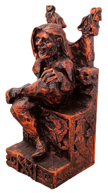 Seated Loki Statue