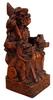 Seated Odin Statue