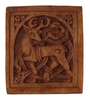 Celtic Stag Plaque