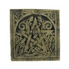 Small Pentacle Plaque