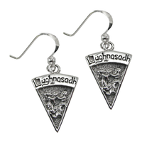 Sterling Silver Lughnasadh Sabbat Dangle Earrings