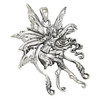Sterling Silver Magic Fairy Pendant Faerie Jewelry By Amy Brown