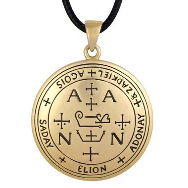 Grimoire of Armadel Archangel Zadkiel Sigil Talisman