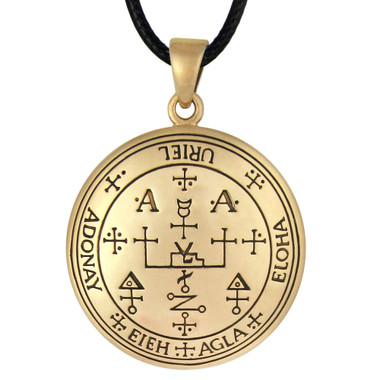 Grimoire of Armadel Archangel Uriel Sigil Talisman