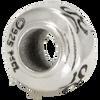 Sterling Silver Aum Om Symbol Bead for Charm Bracelets