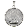 Sterling Silver Sigil of Archangel Thavael Talisman