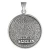 Sterling Silver Sigil of Archangel Zadkiel Talisman