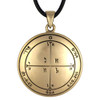 Bronze Fourth Pentacle of Mars Talisman for Victory