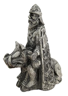 Freyr God of Harvest Figurine
