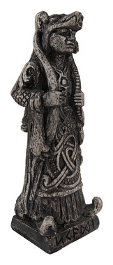 Skadi Figurine - Norse Goddess of Winter