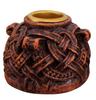 Celtic Knotwork Candleholder