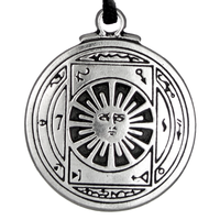 Talisman For Invisibility - Amulet from The Black Pullet