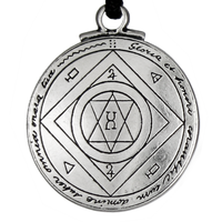 Talisman For Good Luck - Amulet from Key of Solomon