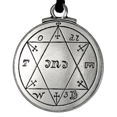 Talisman For Good Health - Amulet from Key of Solomon
