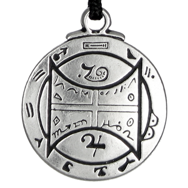 Talisman For Communication with Animals - Amulet from the Black Pullet
