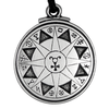 Talisman For Safety in Travel - Amulet from The Black Pullet