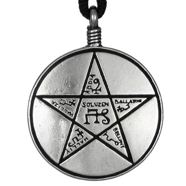 Talisman Shield of Solomon - Amulet from Key of Solomon
