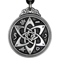 Talisman For Poets Writers and Actors - Amulet from Key of Solomon