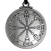 Pentacle of Mars Talisman - Amulet from Key of Solomon