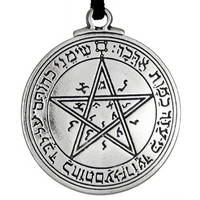 Pewter Talisman of Venus