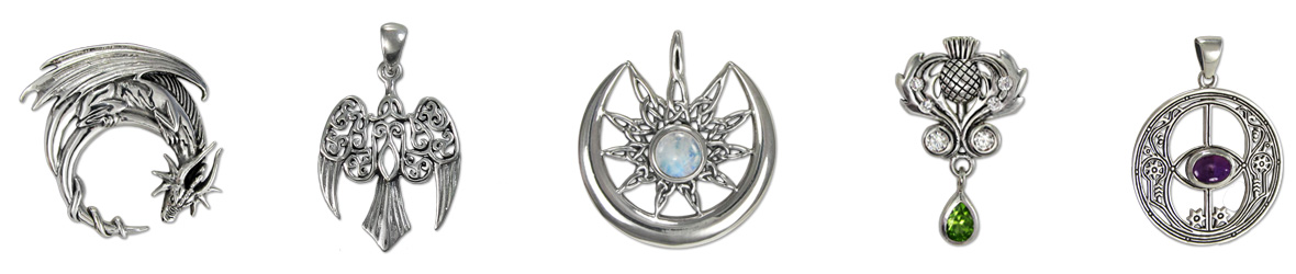 Mystical and Mythological Jewelry