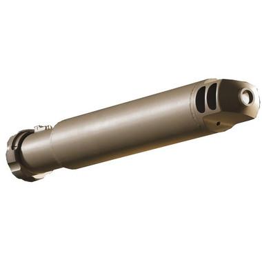 Barrett QDL 50 BMG Suppressor FDE