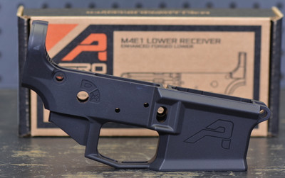 Aero Precision M4E1 Enhanced Forged Stripped Lower Receiver