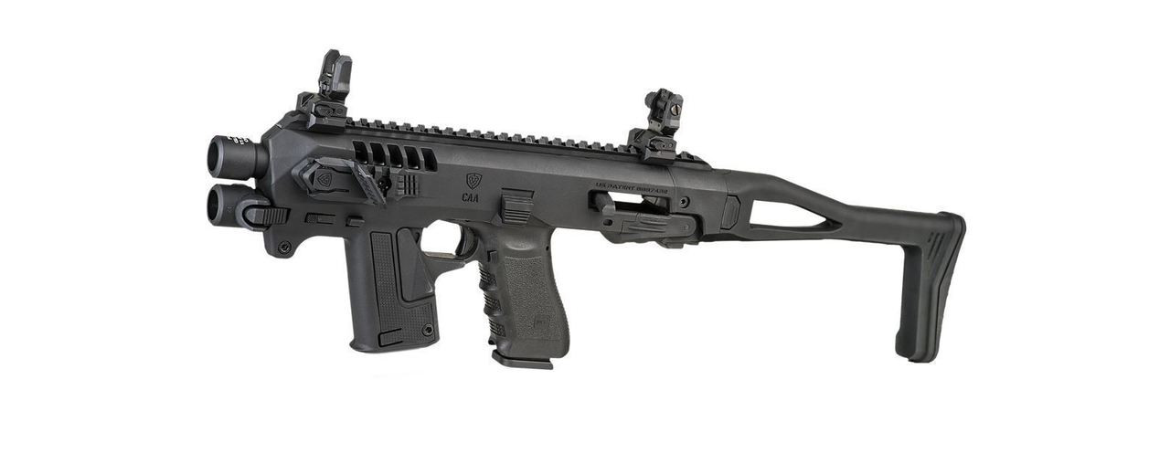 CAA Micro-Roni Chassis for Glock 17/22 Command Arms