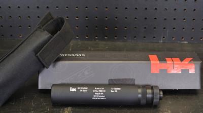 B&T HK VP9/USP 9mm Suppressor