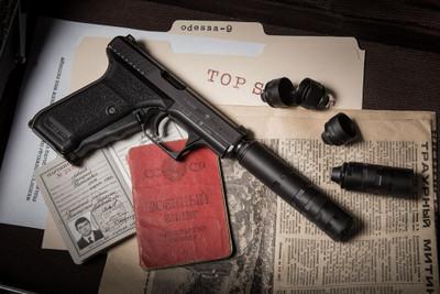 Dead Air Odessa-9, 9mm Supressor