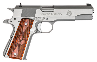 Springfield Armory 1911 Mil-Spec Stainless Steel 45acp, Springfield Armory, Springfield 1911, 1911