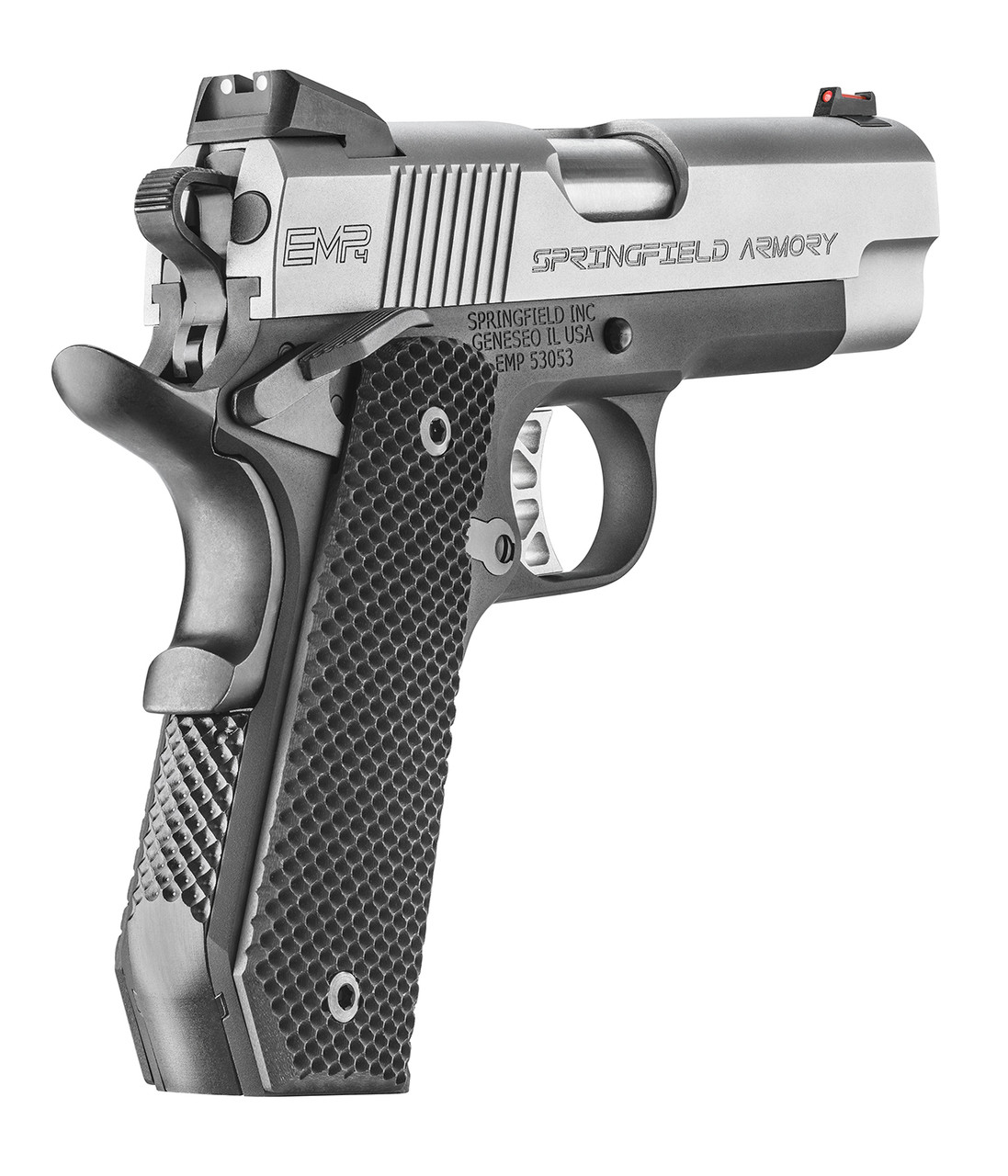 Springfield Armory 1911 EMP 4 inch 9mm Two-Tone